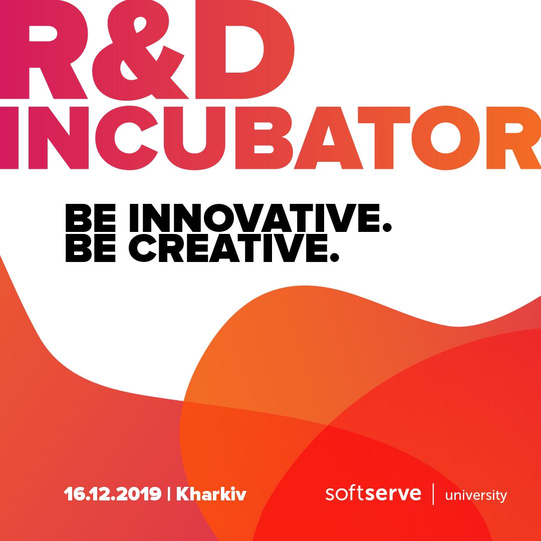 SoftServe відкриває реєстрацію на участь в R&D Incubator у Харкові
